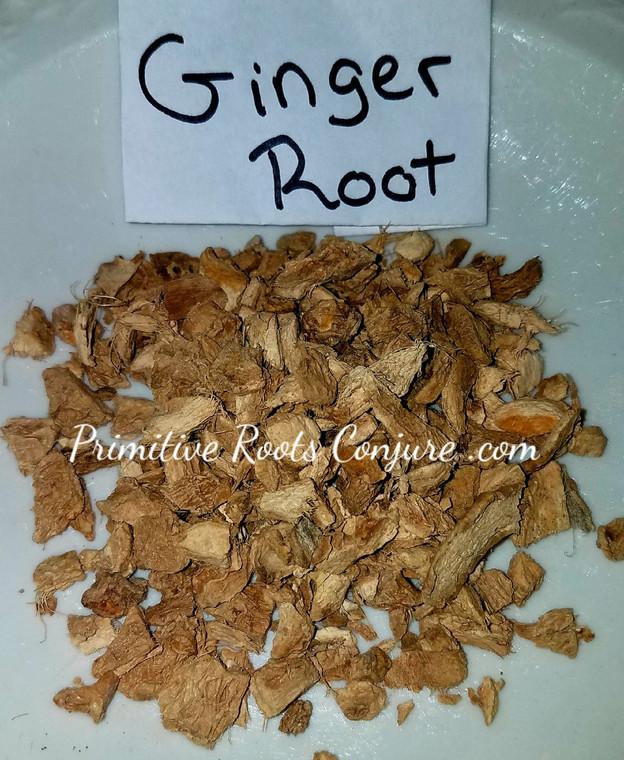 Organic Ginger Root 1oz