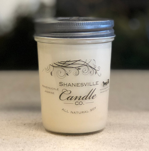 8oz. Honeysuckle Jasmine Candle