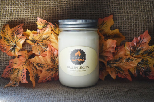 Wrap yourself in the smell of autumn air with our vibrant Fallen Leaves scent.  This scent has just the right base notes to enhance the natural outdoors  while creating an earthiness feeling.