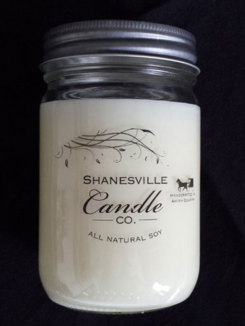 Creme Brulee. An all-natural triple scented soy candle hand poured by Shanesville Candle Co.