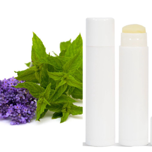 100mg CBD&CBG Lip Balm (lavender peppermint)