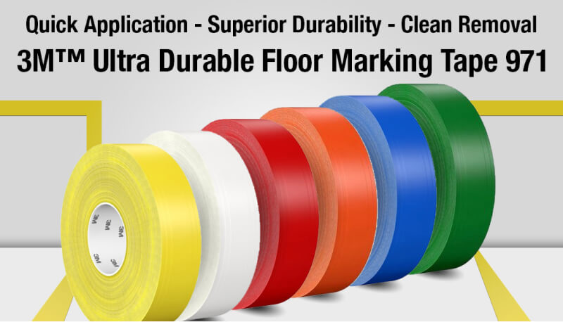 3M Floor and Safety Marking Tape