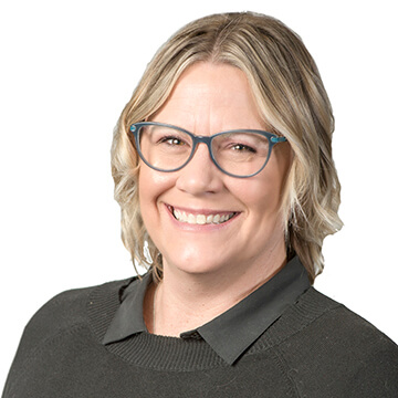 Michelle Pomeroy - Distribution Manager