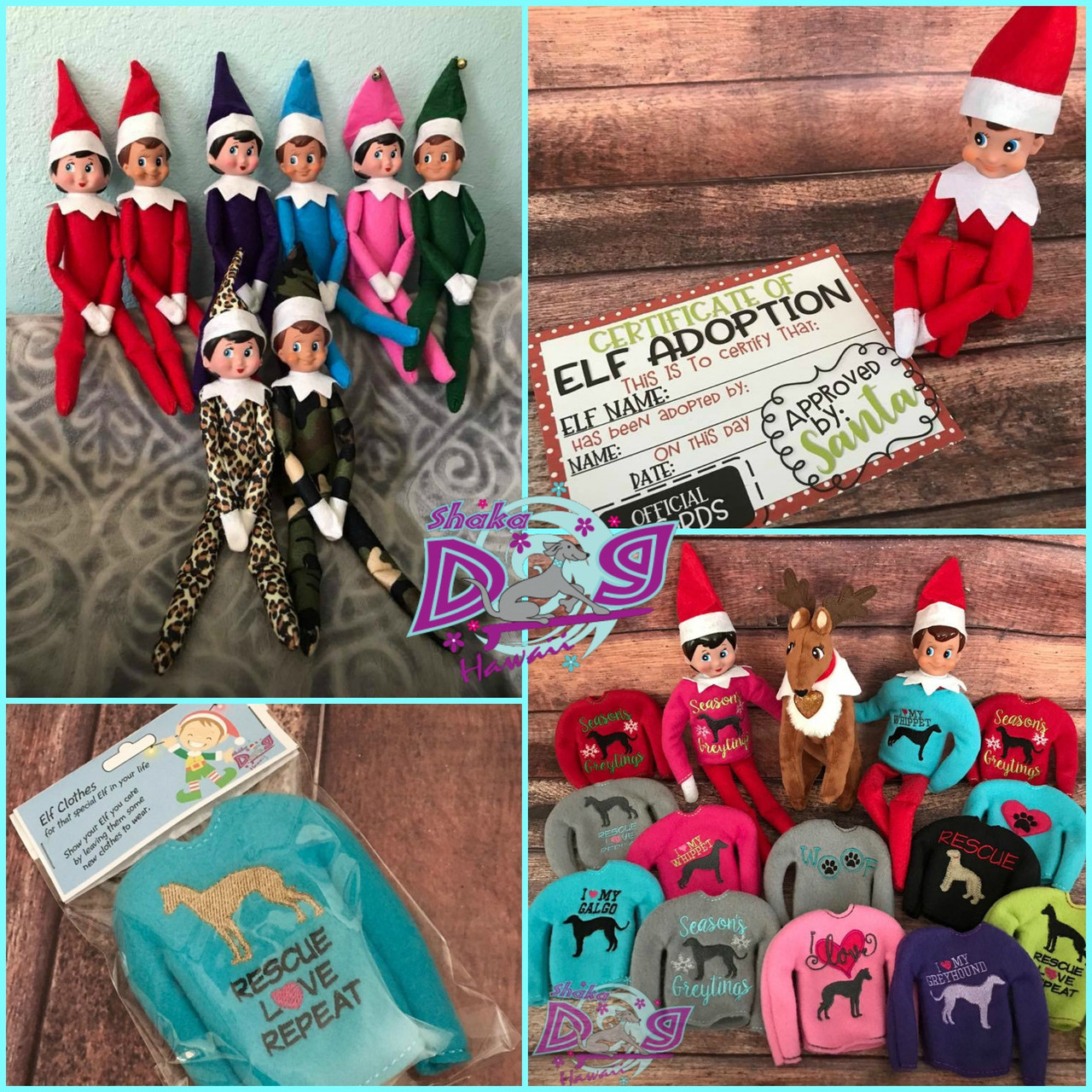 Elf Boutique Clothing and Accessories