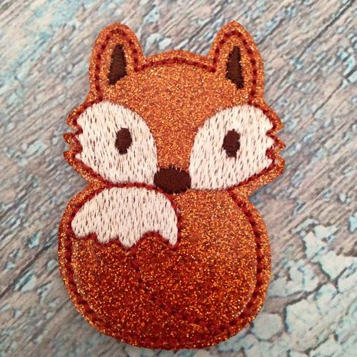 Collar Glam - Fox