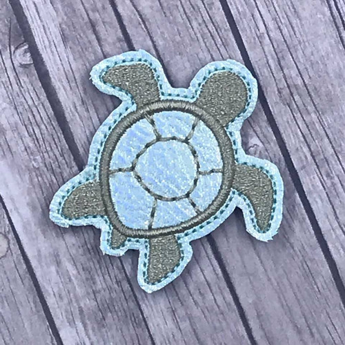 Collar Glam - Sea Turtle Honu