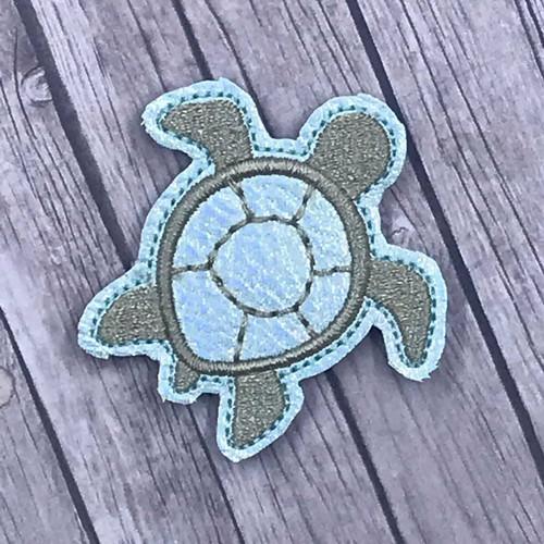 Collar Glam - Sea Turtle Honu