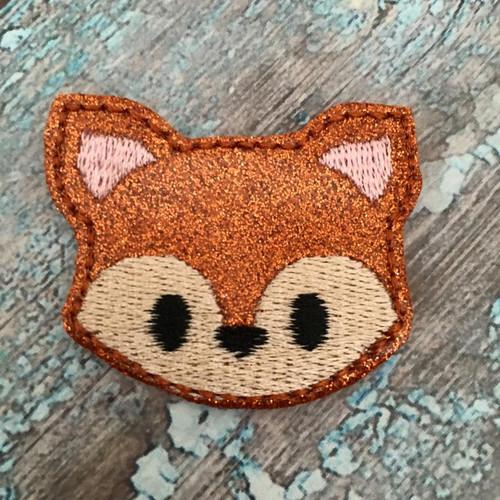 Collar Glam - Fox Face
