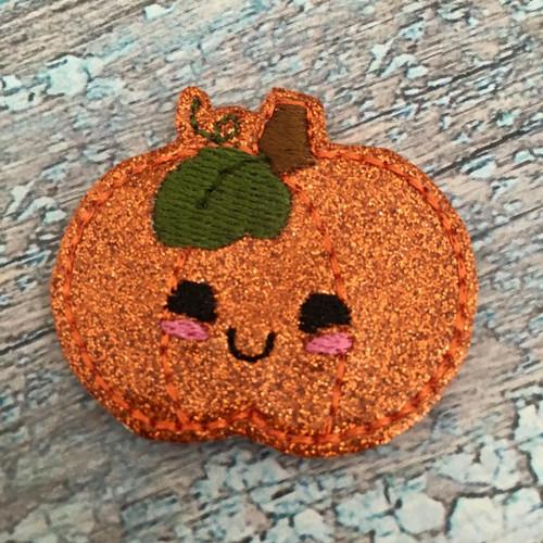 Collar Glam - Kawaii Pumpkin