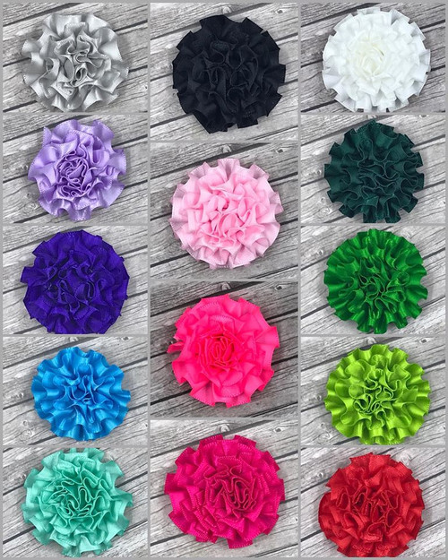 Collar Glam - Cabbage Flower *colors*