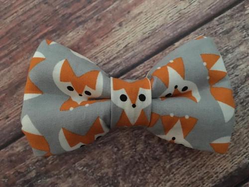 Foxes BowTie