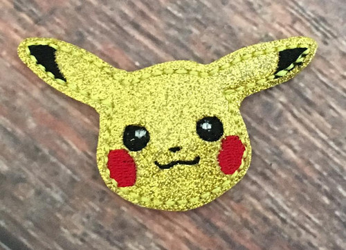 Collar Glam - Pikachu