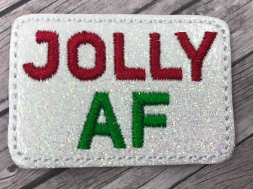 Collar Glam - Jolly AF