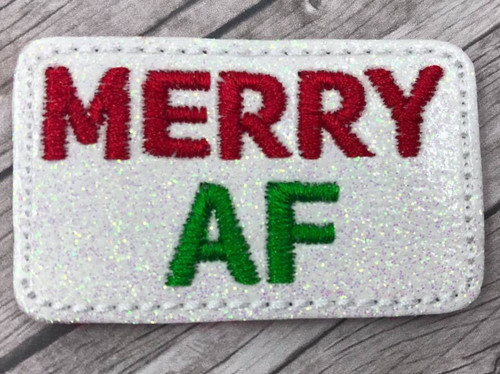 Collar Glam - Merry AF