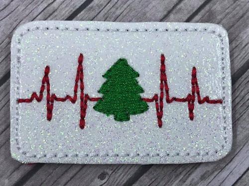 Collar Glam - EKG Christmas