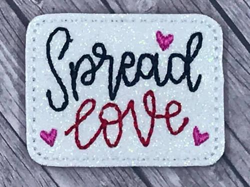 Collar Glam - Spread Love