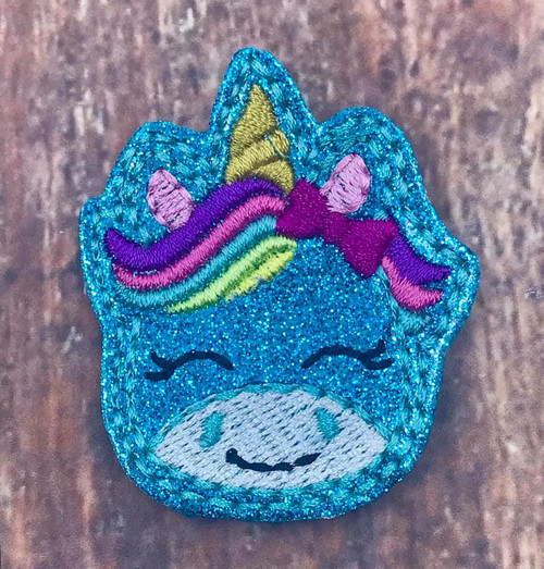 Collar Glam - Happy Unicorn