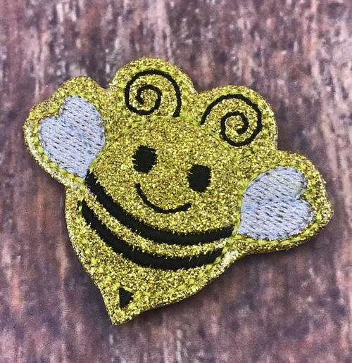 Collar Glam - Happy Bee