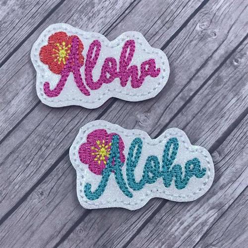 Collar Glam - Aloha