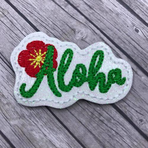 Collar Glam - Aloha Christmas