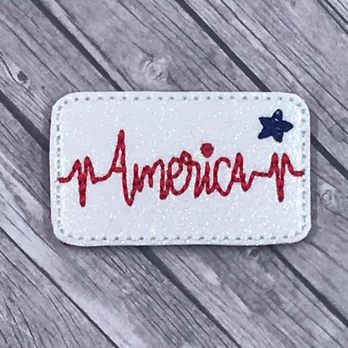 Collar Glam - America EKG