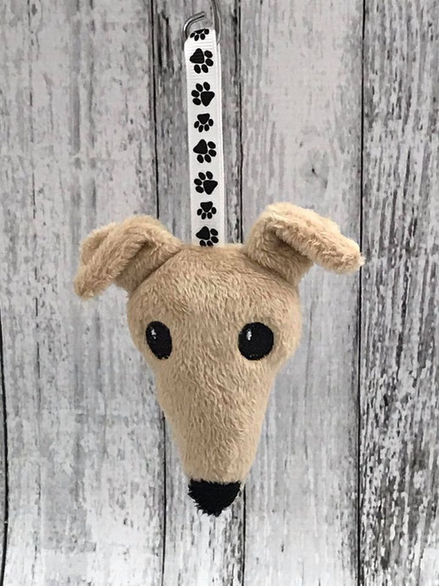 Houndie Head Ornament Camel