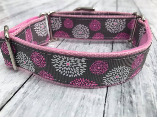 """Premade Mums 1 Inch Martingale 9-12"""""""