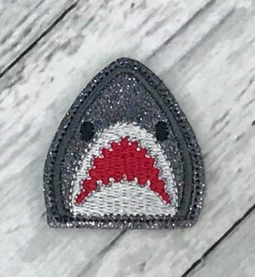 Collar Glam - Shark Jaws