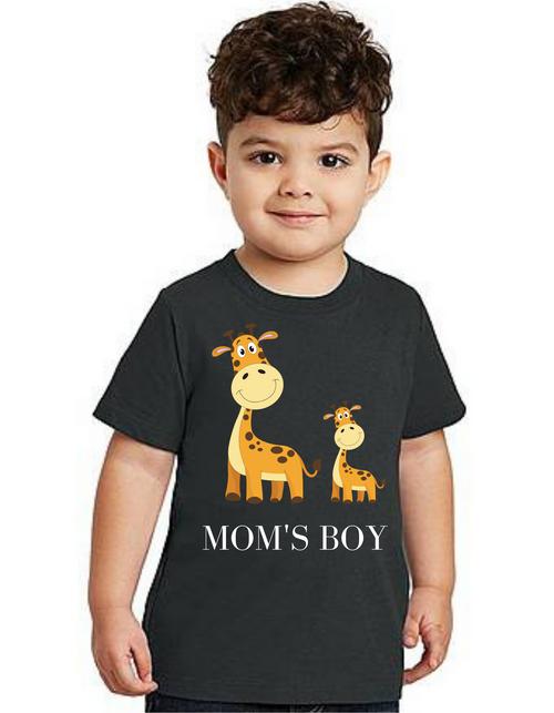 MOM's BOY tshirts  kids Tshirt , Unisex tshirts,Boys tshirts, tshirts for Son