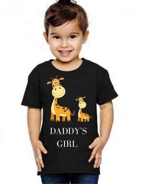DADDY'S GIRL tshirts  kids Tshirt , Unisex tshirts,girls tshists