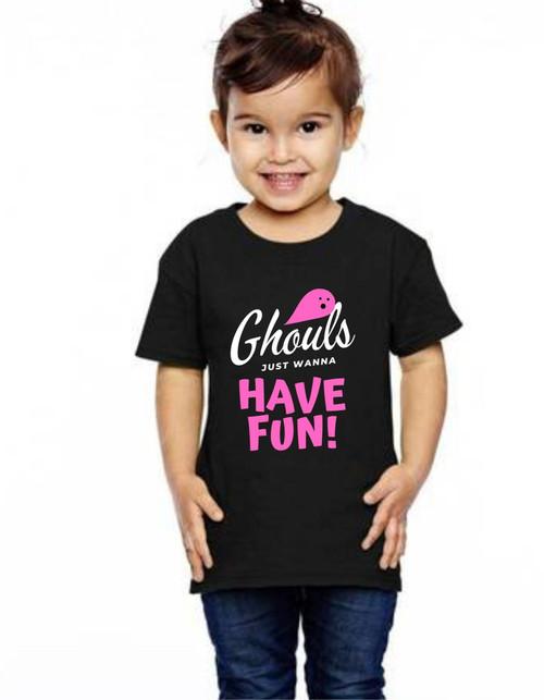 Halloween special girl fun tshirts  kids Tshirt, girls tshists