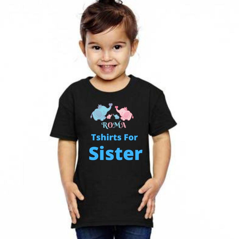 Roma Tshirts for girls
