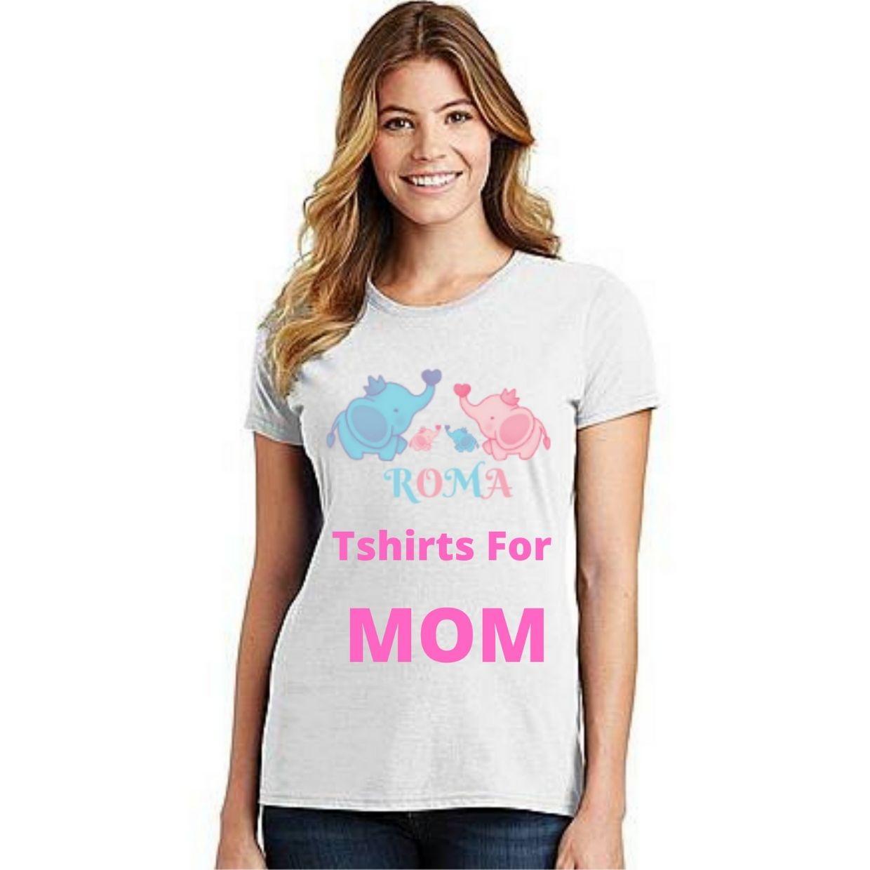 Roma Tshirts for MOM