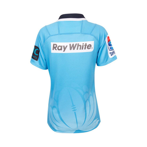 NSW Waratahs 2018 Womens Primary Jersey
