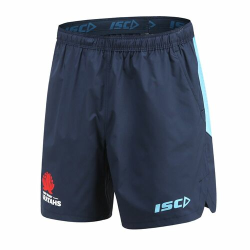 NSW Waratahs 2021 Mens Training Shorts