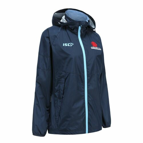 NSW Waratahs 2021-2022 Womens Wet Weather Jacket
