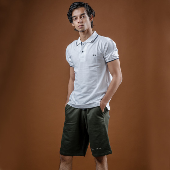 Sweat Shorts - Solid Green