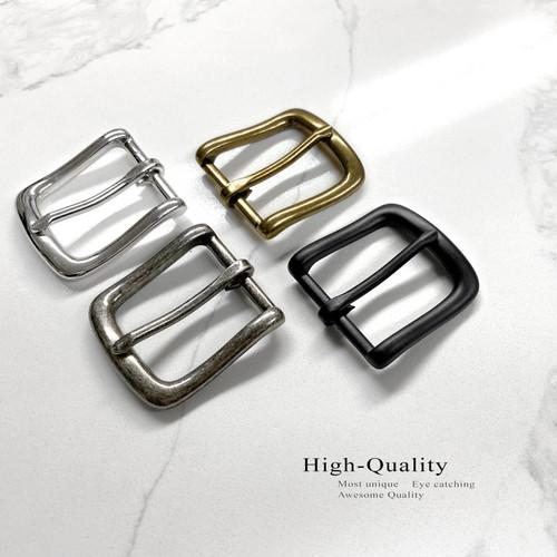 "Single Prong Metal Belt Buckle Replacement buckle for belt fits 1-1/4""(32mm) Belt Strap"