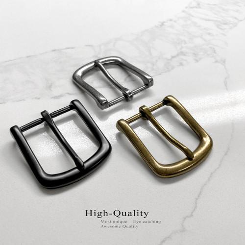 "Single Prong Metal Belt Buckle Replacement buckle for belt fits 1-3/8""(35mm) Belt Strap"