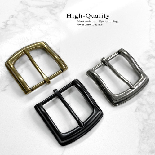 """P3926 Classic Casual Buckle Fits 1-1/2""""(38mm) Wide Belt"""