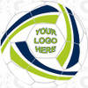 Titan Soccer Ball, Custom Logo
