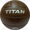 Titan Soccer Ball, Brown