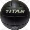 Titan Soccer Ball, Black