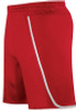 Pacific Shorts, University Red/White