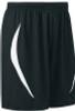 Pacific Shorts, Black/White