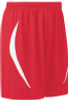 Pacific Shorts, Red/White