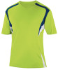 Delray Jersey, Lime/Navy-White