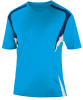 Delray Jersey, Electric Blue/Navy-White