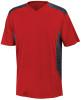Santa Fe Jersey, University Red/Charcoal-Black