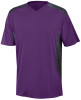 Santa Fe Jersey, Purple/Charcoal-Black